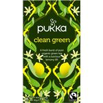Pukka Clean Matcha Green 20 Teabags