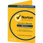 Norton Security 2.0: 1 User, 5 Devices