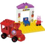Big Bloxx Peppa Pig Train Stop