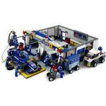 Sluban F1 Garage M38-B0356