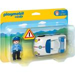 Playmobil Polisbil med Polis 6797