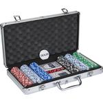 Pokerset 300 marker