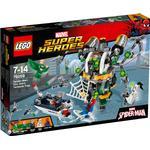 Lego Marvels Super Heroes Spider-Man Doc Ocks Trap 76059