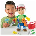 Mattel Fisher-price Handy Manny Let's Get To Work Manny Figure