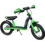 Hudora Springcykel Cruiser, 12, grön