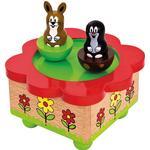 Bino Musical Box Little Mole