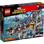 Lego Super Heroes Spiderman Web Warriors Ultimate Bridge Battle 76057