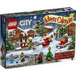 Lego City Advent Calendar 60133