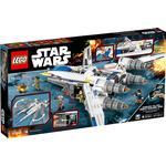 Lego Star Wars Rebel U Wing Fighter 75155