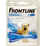 FRONTLINE for dogs from 10kg to 20kg