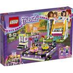 Lego Friends Amusement Park Bumper Cars 41133
