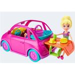 Mattel Polly Pocket DNB54 Picknick Cabriolet