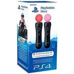 Sony PlayStation Move Motion Controllers: Twin Pack