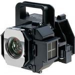 Projektorlampa Projektortillbehör Originallampa med ersättningshållare ELPLP49