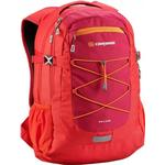 CARIBEE HELIUM LAPTOP BACKPACK (CHILLI RED)
