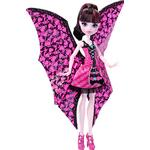 Monster High Ghoul to Bat Transformation Draculaura DNX65