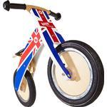 Kiddimoto Kurve springcykel