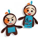 Edushape Feelings Friend Emoji Doll