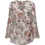 Odd Molly Intuition Blouse - Shell (716T-554)