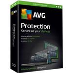 AVG Internet Security Unlimited 2017 - unlimited coverage  / 1 Year