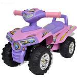 vidaXL Children's Ride-on Quad with Sound & Light