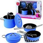 Magni Cookware Set in Enamel 11pcs