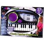 Supersonic Keyboard, 23 tangenter