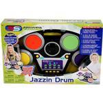 Supersonic Jazzin Drum, Elektroniska trummor