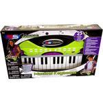 Supersonic Keyboard, 25 tangenter