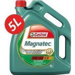 CASTROL Motorolja Magnatec 5W40 C3 - 5 Liter