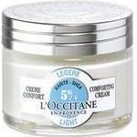 Life and Looks L Occitane Light Comforting Cream