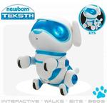 Teksta Newborn Robotic Puppy