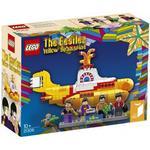 Lego The Beatles Yellow Submarine 21306