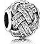 Pandora Women 9 k (375) Silver Zircon Accessories