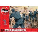 Airfix WWI German Infantry A01726