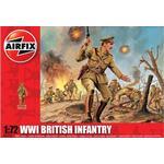 Airfix WWI British Infantry A01727