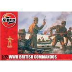 Airfix WWII British Commandos A01732