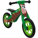 Megaleg Learner Bike ABE in Wood with Right Air Wheels