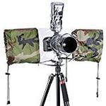 Neewer® Professional Camera Protector Rain Cover for Canon Rebel T5i T4i T3i, EOS 1100D 1000D 700D 650D 600D, Nikon D7100 D7000 D5200 D5100 D5000, Pentax K-5II, K-50, K-30 DSLR Camera (Camouflage)