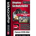digiCOVER Premium LCD Screen Protection Film for Canon EOS 60D / 600D