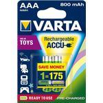 Batteri AAA (Micro)/HR03 (56783) - 800 mAh