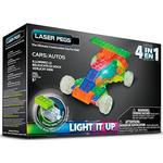 Laser Pegs MPS Cars