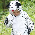 Dalmatindräkt barn maskeraddräkt