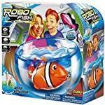 Tobar Robo Fish Aquarium Play Set