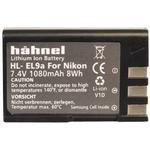 Hähnel HL-EL9 - kamerabatteri - Li-Ion