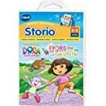 VTech Storio Software: Dora the Explorer - Dora and the Three Little Pigs