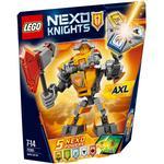 Lego Nexo Knights Axl i Stridsrustning 70365