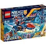 Lego Nexo Knights Clay's Falcon Fighter Blaster 70351
