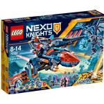 Lego Nexo Knights Clays Falkjagare 70351