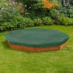 Plum Giant Wooden Sand Pit